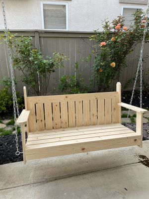 Custom Porch Swings for sale for Sale in La Costa, CA