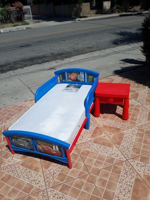 Cama con colchon for Sale in El Monte, CA