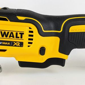 DEWALT 20-Volt MAX XR Lithium-Ion Cordless Brushless Oscillating Multi-Tool (Tool-Only) DCS355 for Sale in Arlington, TX