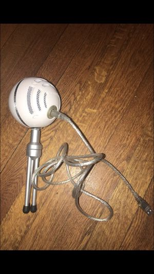 Snowball mic for Sale in Springfield, MA