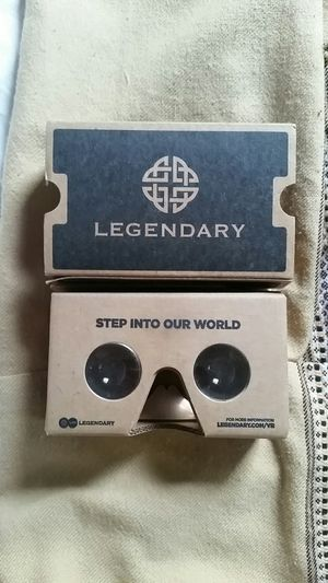 Google Cardboard VR Cell-Phone headset for Sale in Washington, DC
