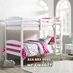 Bunk Bed $125 sale today only for Sale in Dallas, TX