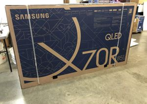 SAMSUNG Q70 4K 85' for Sale in Brandywine, MD
