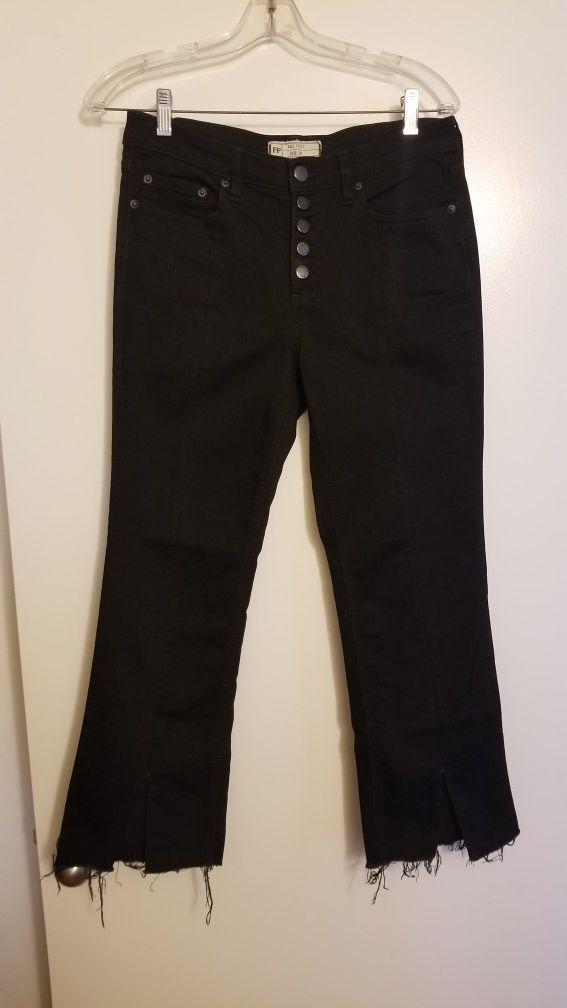 Free People Capri Pants size 29