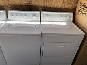 $450 Kenmore Toploader washer and dryer set with delivery in the San Fernando Valley a warranty and install for Sale in Los Angeles, CA