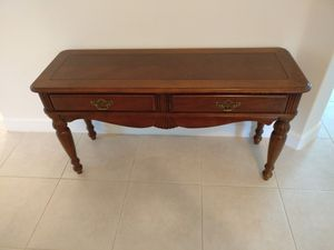 Console Table with 2 Drawers for Sale in Vero Beach, FL