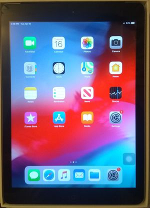 iPad 4th Generation WiFi and Celluar for Sale in Oakland Park, FL