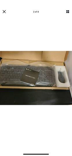 CM Storm Devastator Gaming LED Keyboard and Mouse Combo Bundle SGB-3010-KKMF2-US for Sale in Clifton, NJ