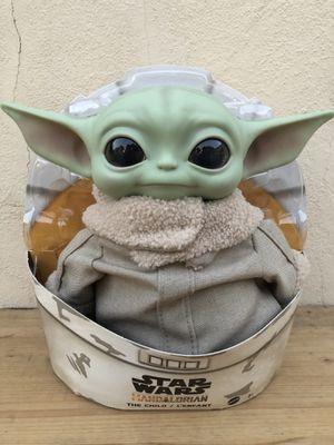 "Star Wars The Child 11"" Plush Mandalorian (NEW) for Sale in Glendale, CA"