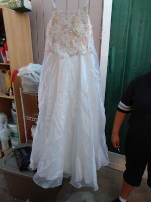 Girls flower girl dress for Sale in Montebello, CA