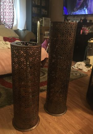 Two piece stand for Sale in Fort Lauderdale, FL