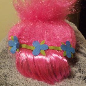 Trolls Poppy Wig For Girls for Sale in University Place, WA