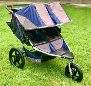 Bob SE duallie double stroller in great condition for Sale in Fairfax, VA