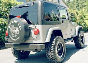 Very Clean Jeep WRANGLER 2001 for Sale in Anchorage, AK