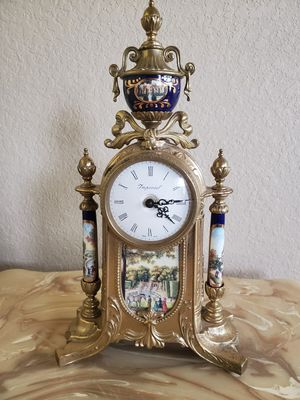Antique imperial clock for Sale in Tampa, FL
