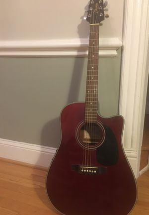 Takamìne Acoustic Guitar 6 String for Sale in Washington, DC