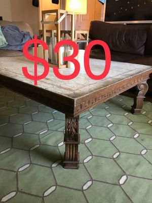 Coffee table (Length 54 ,Width 44 ,Height 18 ) for Sale in Los Angeles, CA