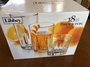 Glassware Set for Sale in Carol Stream, IL