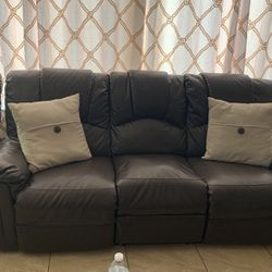 3 Set Couch recliner for Sale in Modesto,  CA