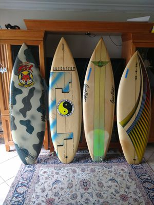 Surfboards. 1980s twin find. Sold the fox for Sale in Sarasota, FL