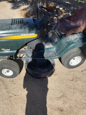 Craftsman Tractor for Sale in Las Vegas, NV