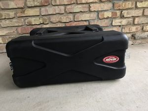 """SKB 4u rack case, standard 19"""" depth - ideal for bands with bass/guitar rack gear for Sale in Homewood, IL"""