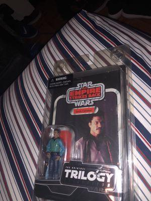 Star Wars the original trilogy collection Landó Calrissian action figure for Sale in Hallandale Beach, FL