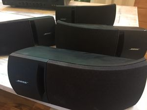 Bose speakers set of 4 for Sale in Murfreesboro, TN