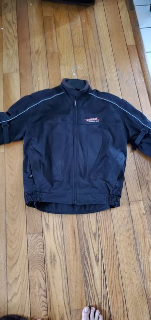Vega padded, vented motorcycle jacket. Size XL for Sale in Addison, IL
