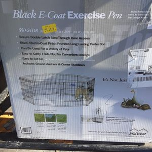 playpen for dog for Sale in San Jose, CA