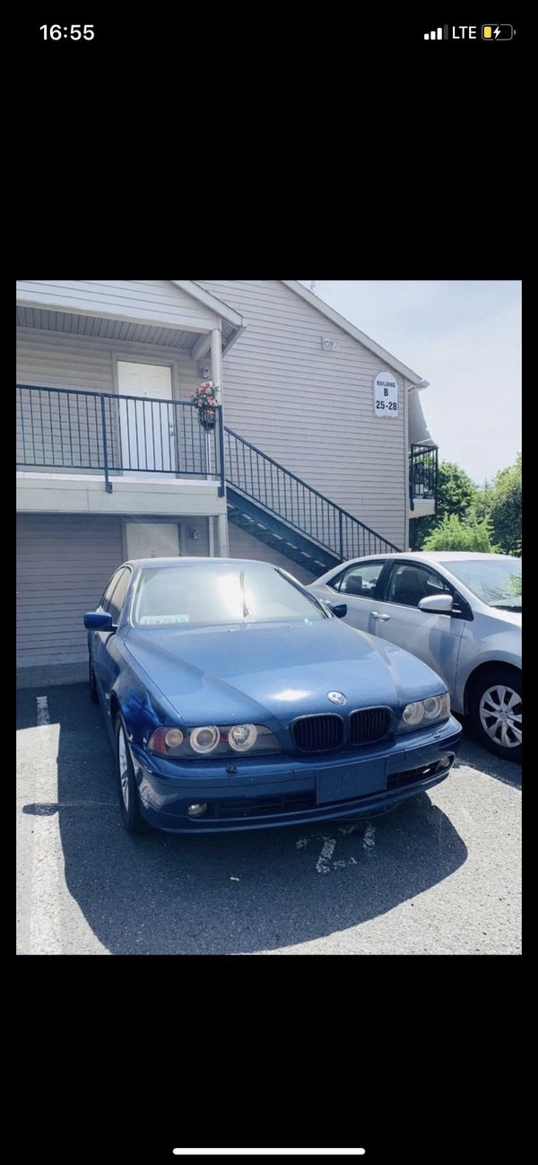 BMW 5 series parting out CHEAP