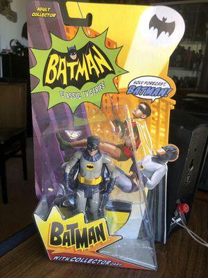 1960's TV Batman Action Figure . 6 in. for Sale in Dallas, TX