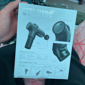 Deep Tissue Massager for Sale in Norton, MA