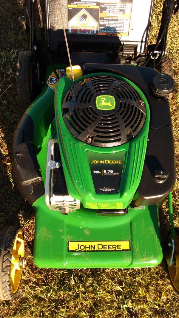 John Deere JS48 $230