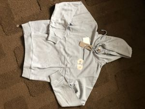 Dior hoody hoodie sweatshirt sky blue pink M L for Sale in Orinda, CA