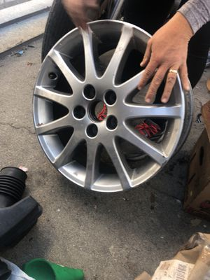One only Sport design rim Lexus IS300 for Sale in Los Angeles, CA