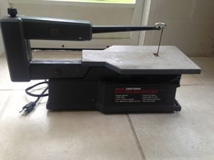 Craftsman Direct Drive Scroll Saw for Sale in Floral City, FL