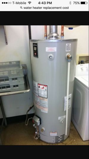 water heater replacement for Sale in Annandale, VA