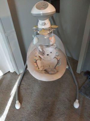 Baby swing for Sale in Clinton, WA