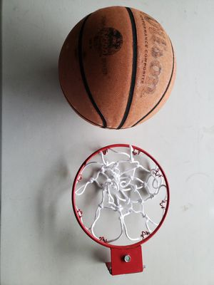 Mini breakaway basketball hoop for Sale in Citrus Heights, CA