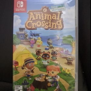 Nintendo Switch Animal Crossing New Horizons Game for Sale in Fort Lauderdale, FL