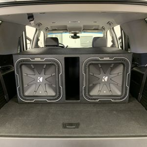 Professional Installation-Subwoofers,Amplifiers,radios,speakers Etc. for Sale in Irving, TX