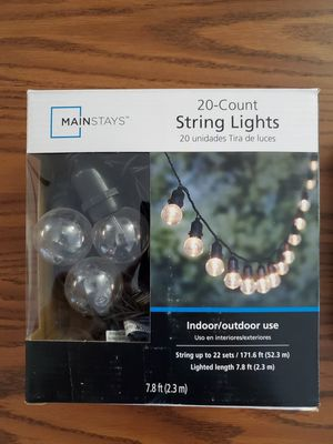 Decorations lights - LED for Sale in Salt Lake City, UT