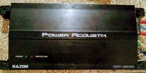 Car amplifier for Sale in Wichita, KS