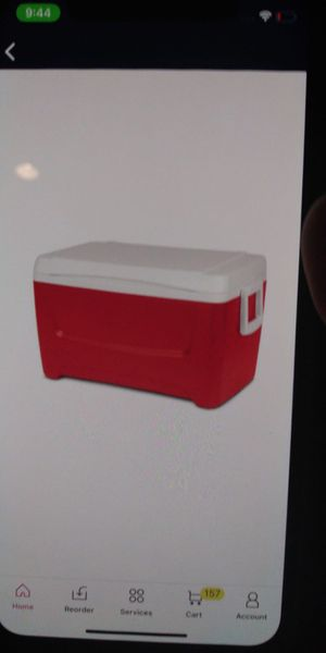 Used cooler for Sale in Mount Rainier, MD