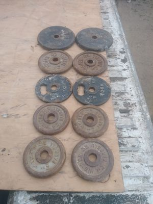 Weight set for Sale in Modesto, CA
