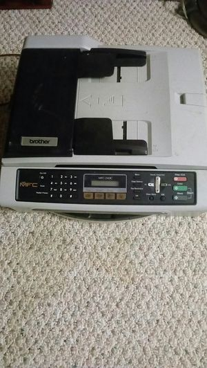 Brother MFC-240c printer and fax machine for Sale in Valley View, OH