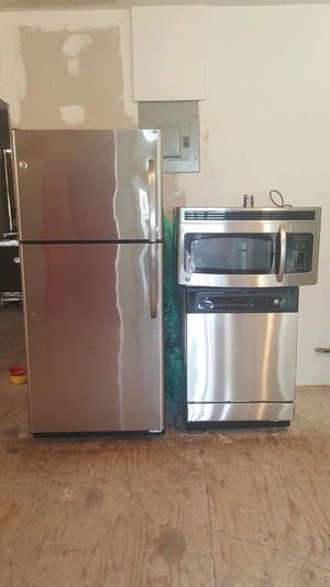 GE Appliance Set for Sale in Hastings-on-Hudson, NY
