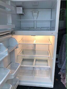 White fridge for Sale in Tampa, FL