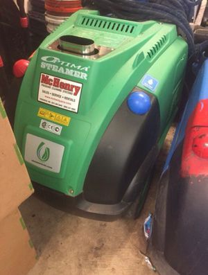 Optima Steamer DMF for Sale in Chantilly, VA